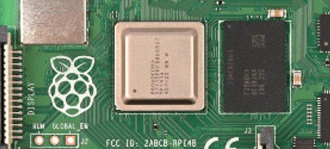Software voorbeelden beschikbaar in Raspbian