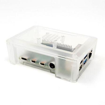 Cyntech Behuizing voor Raspberry PI 4B - Transparant