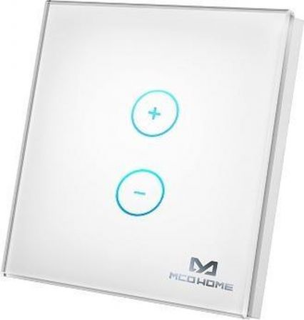 MCO Home Touch Panel Dimmer - Wit