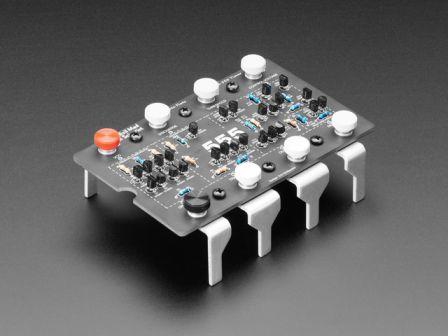 Three Fives' Discrete 555 Timer Kit