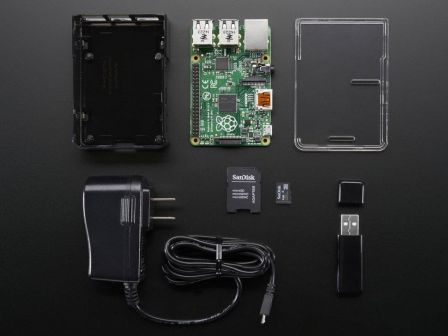 CODER Pack for Raspberry Pi 2 Model B