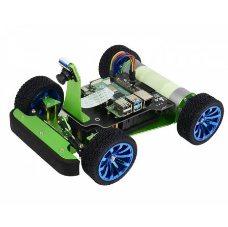 PiRacer AI Racing Robot voor Raspberry Pi 4