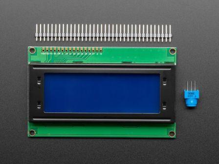 Standard LCD 20x4 + extras