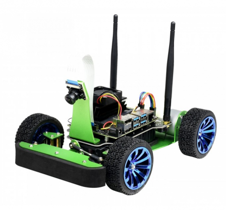 JetRacer AI Kit, AI Racing Robot Inclusief Jetson Nano