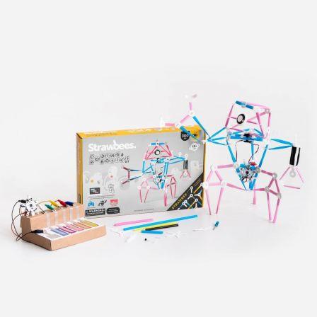 Strawbees Coding & Robotics Kit