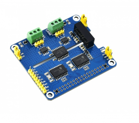 Waveshare 2-Channel Isolated CAN Expansion HAT