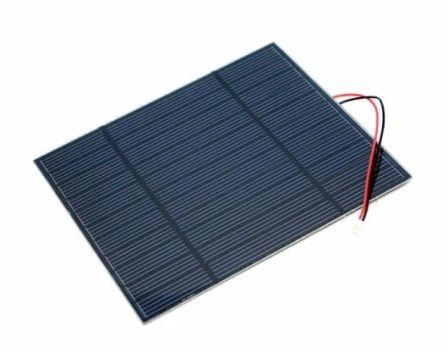 Seeed 3W Solar Panel 138X160