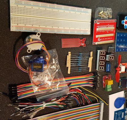 Prototyping Kit voor de gevorderde
