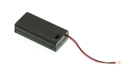 Batterijhouder voor BBC Micro:Bit met aan/uit knop - 2x AA Batterijen