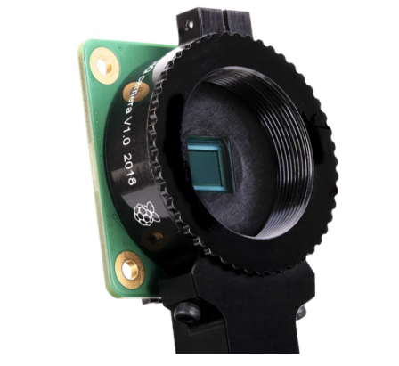 High Quality Camera Module voor Raspberry Pi