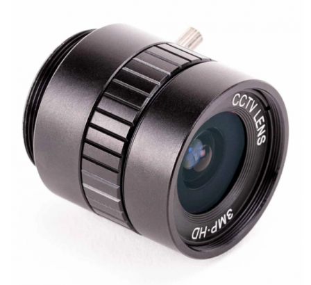 6mm 3MP Lens voor Raspberry Pi High Quality Camera