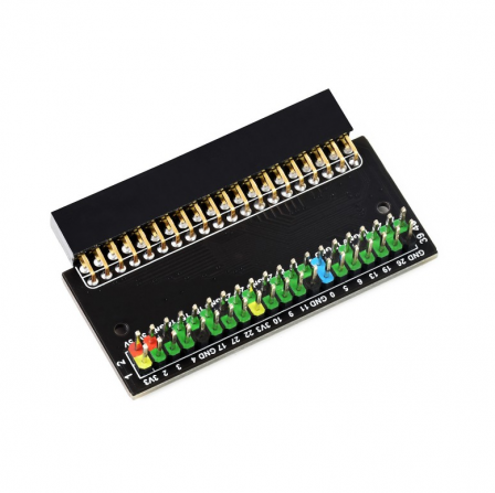 Raspberry Pi 400 GPIO Header Adapter