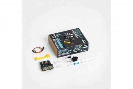 Strawbees Robotic Inventions voor Micro:Bit