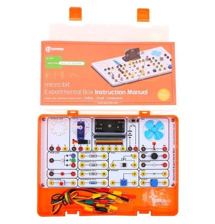Elecfreaks Experiment Box voor Micro:bit (exclusief micro:bit)
