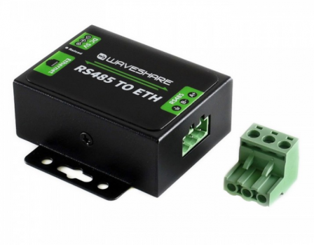 RS485 to Ethernet Converter for EU