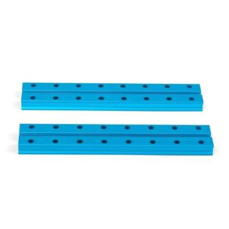 MakeBlock Slide Beam 0824-128-Blue(Pair)