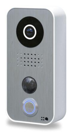DoorBird Frontplaat F101 voor DX10 series