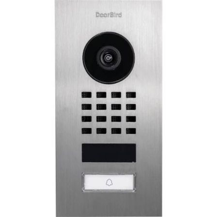 DoorBird IP Video Door Station D1101V Flush-mount