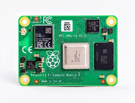 Raspberry Pi Compute Module 4 / 4GB - WiFi