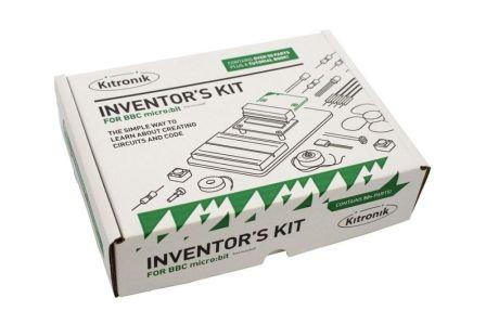 BBC Micro:bit Inventors Kit Kitronik
