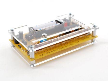Geiger Counter Kit Case