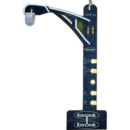 Kitronik LAMP:bit - Street Light voor BBC Micro:Bit