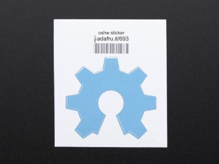 Open source hardware - Sticker!