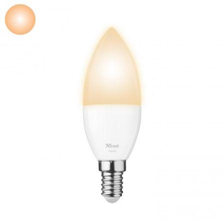 KlikAanKlikUit Zigbee Dimbare E14 LED Lamp ZLED-EC2206 - Flame White
