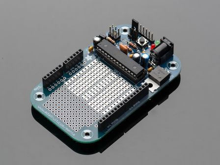 Adafruit MENTA - Mint Tin Arduino Compatible Kit with Mint Tin