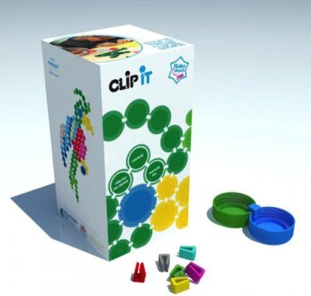 Clip-it 800 stuks