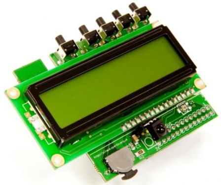 PiFace Control & Display 2