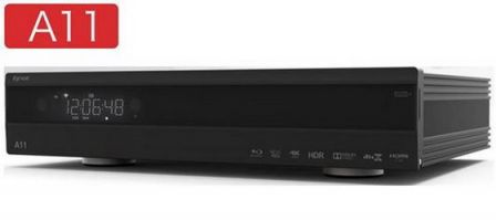 Egreat A11 4K Ultra HDR TV Box