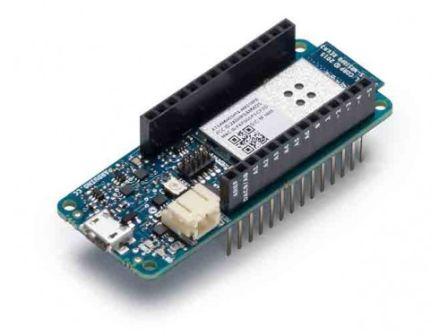 Arduino MKR1000 WiFi Met Headers