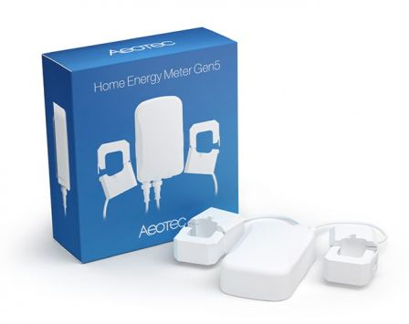 Aeotec Home Energy Meter Gen5 3 Clamp 60A