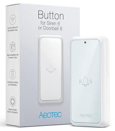 Aeotec Button (voor Doorbell 6 en Siren 6)
