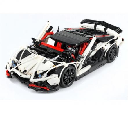 Mechanics Lamborghini Aventador LP720