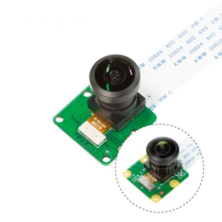 Arducam IMX219 Camera Module with fisheye lens for Jeson Nano and Raspberry Pi Compute Module