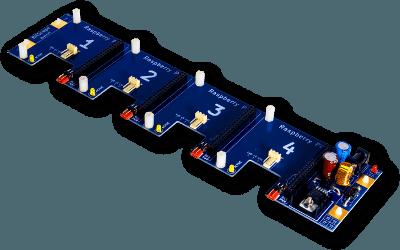 BitScope Blade Quattro Pi BB04A