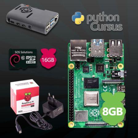 Black Friday Kit - Raspberry Pi 4 / 8GB + Cadeau