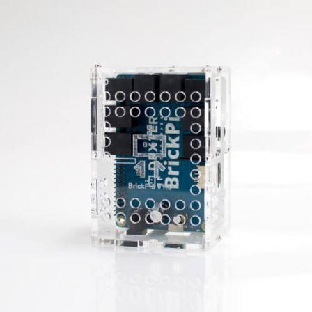Brickpi3 Case Transparant