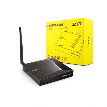 Formuler Z8 IPTV Set-Top Box