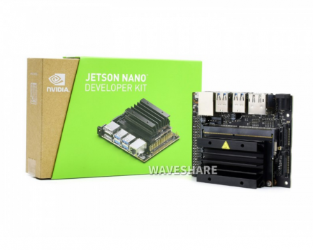 NVIDIA Jetson Nano Developer Kit - B01 - Rev. 2020
