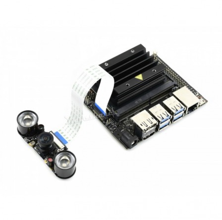 Camera IMX219 / 160IR 160° FOV Infrarood voor Jetson Nano