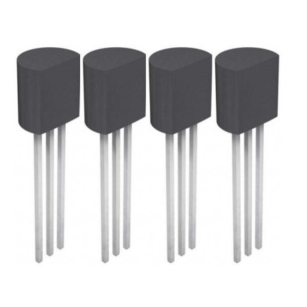 Fibaro Temperature Sensor DS (4-pack)
