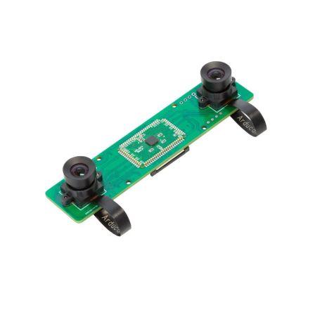 Arducam 2MP*2 Stereo Camera for Raspberry Pi, Nvidia Jetson Nano/Xavier NX, Dual OV2311 Monochrome Global Shutter Camera Module