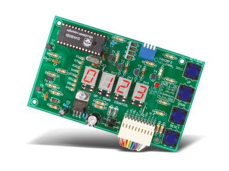 Velleman Multifunctionele Omhoog/Omlaag Impuls Teller K8035