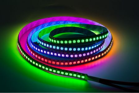 Ledstrip RGB ip65 60 Led's 5 Meter