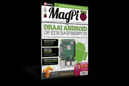 MagPi #4 - Nederlands - September/Oktober 2018