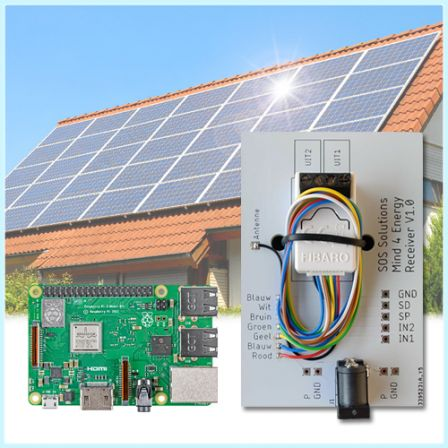 Mind 4 Energy Solar Kit