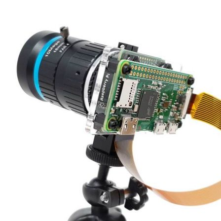 Camera Mount Raspberry Pi ZERO voor High Quality Camera